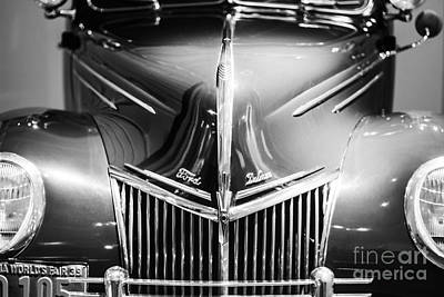 Photograph - 1939 Ford Deluxe by Barbara McMahon