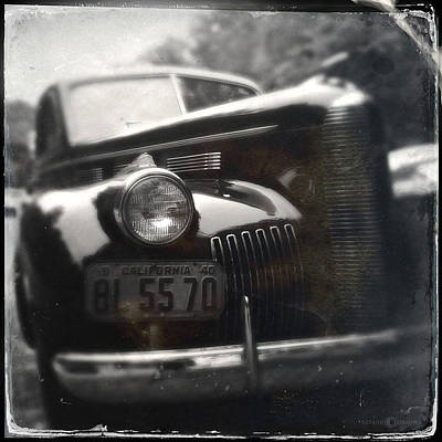 Photograph - 1940 Lasalle by Tim Nyberg