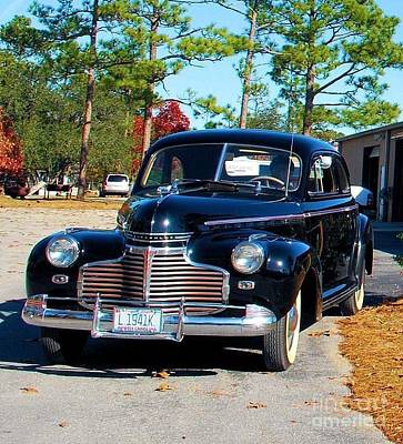 Photograph - 1941 Chevy by Bob Sample