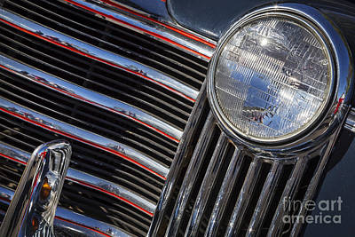 Photograph - 1941 Oldsmobile by Dennis Hedberg