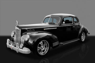 Photograph - 1941 Packard One-twenty by Frank J Benz