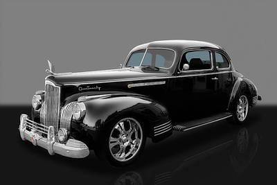 Photograph - 1941 Packard One-twenty by Frank J Benz