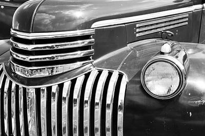 Photograph - 1942 Chevrolet Pickup by Craig Burgwardt