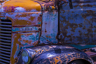 Dodge Truck Wall Art - Photograph - 1946 Dodge Coe by Garry Gay