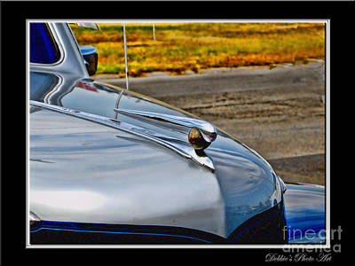 Photograph - 1946 Lincoln Zephyr IIi by Debbie Portwood