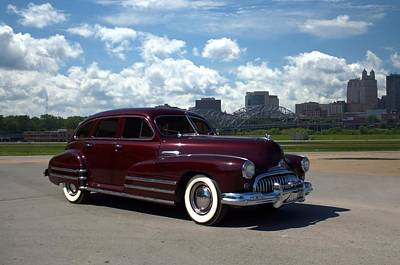 Photograph - 1947 Buick Special by Tim McCullough