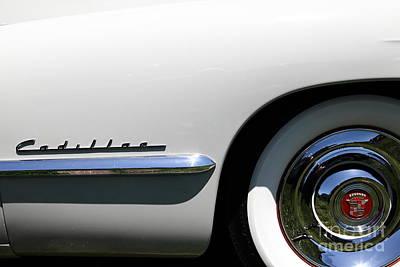 1947 Cadillac Series 62 Sedan 5d22826 Art Print by Wingsdomain Art and Photography