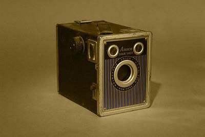 Ansco Photograph - 1948 Ansco Shur Shot by John Turner
