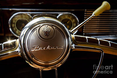 Photograph - 1948 Packard by Dennis Hedberg