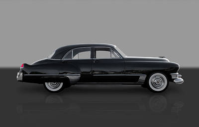 Photograph - 1949 Cadillac by Frank J Benz
