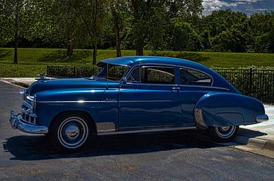 Photograph - 1949 Chevrolet Deluxe by Tim McCullough
