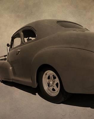 1949 Chevy Fleetline Art Print