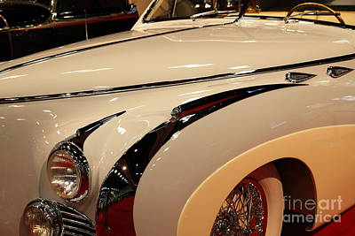 Delahaye Photograph - 1949 Delahaye Type 175 Coupe De Ville 5d26663 by Wingsdomain Art and Photography
