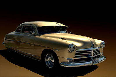 Photograph - 1949 Hudson Super 6 Club Coupe by Tim McCullough