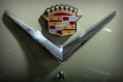 Photograph - 1950 Cadillac Series 62 by Joseph Skompski