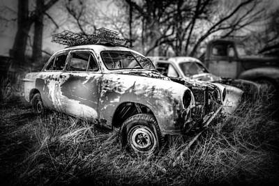 Photograph - 1950 Ford Tudor Sedan by Yo Pedro