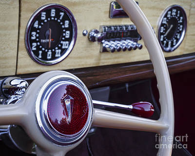 Photograph - 1950 Hudson Pacemaker by Dennis Hedberg