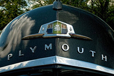 Photograph - 1950 Plymouth Special Deluxe by Kristia Adams