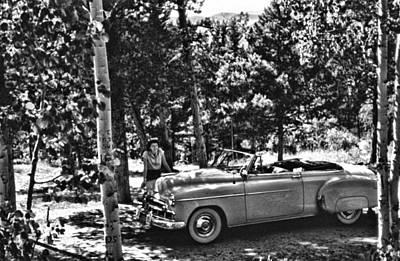 1950's Cadillac Art Print