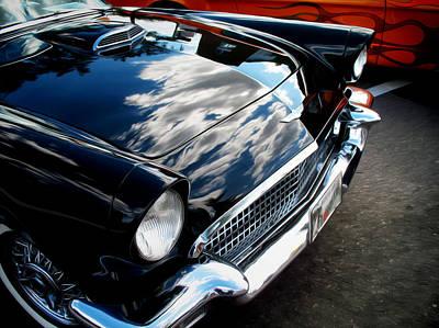 1950s Ford Thunderbird Original