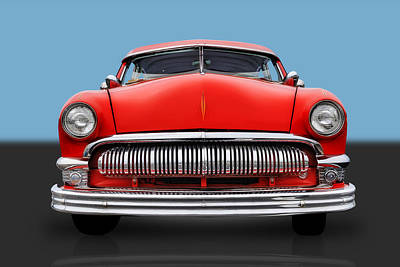 Photograph - 1951 Ford by Frank J Benz
