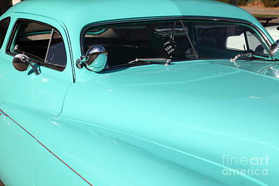 Custom Hotrod Photograph - 1951 Ford Mercury 5d26374 by Wingsdomain Art and Photography