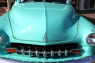 Custom Hotrod Photograph - 1951 Ford Mercury 5d26375 by Wingsdomain Art and Photography
