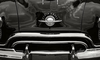 Photograph - 1951 Oldsmobile 88 by Dennis Hedberg