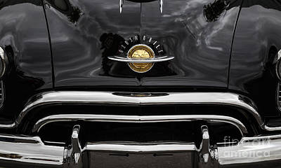 Photograph - 1951 Oldsmobile by Dennis Hedberg