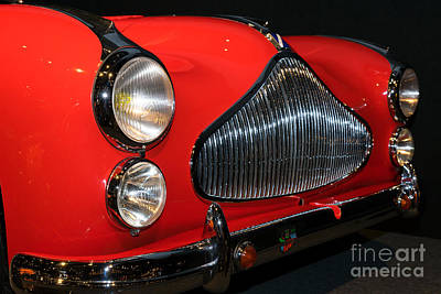 Photograph - 1951 Talbot Lago Grand Sport Saoutchik Coupe Dsc2569 by Wingsdomain Art and Photography