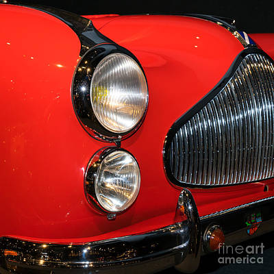 Photograph - 1951 Talbot Lago Grand Sport Saoutchik Coupe Dsc2569sq by Wingsdomain Art and Photography