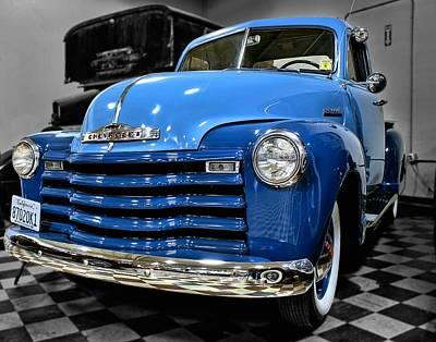 1952 Chevrolet Pickup Original