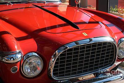 Photograph - 1952 Ferrari 212 Inter Vignale Dsc2494 by Wingsdomain Art and Photography