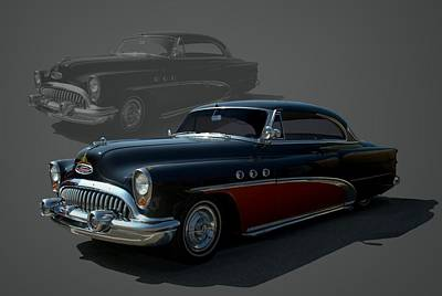 Photograph - 1953 Buick Low Rider by Tim McCullough