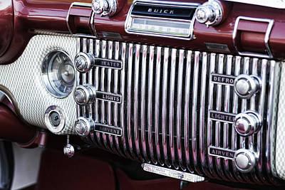 Photograph - 1953 Buick Skylark by Gordon Dean II