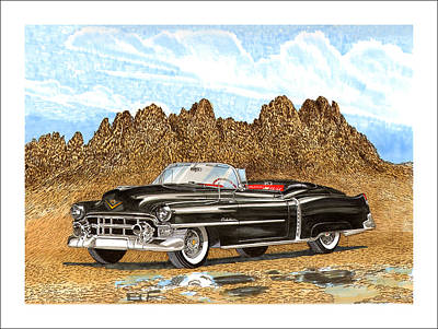 1953 Cadillac Eldorado Biarritz Original