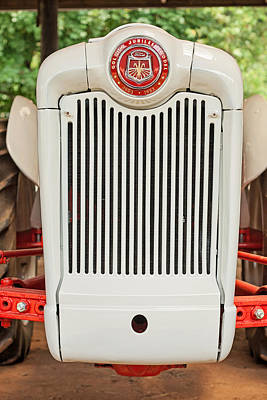 Photograph - 1953 Ford Golden Jubilee by Michael Porchik