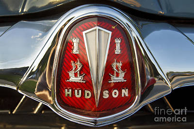 Photograph - 1953 Hudson Hornet by Dennis Hedberg