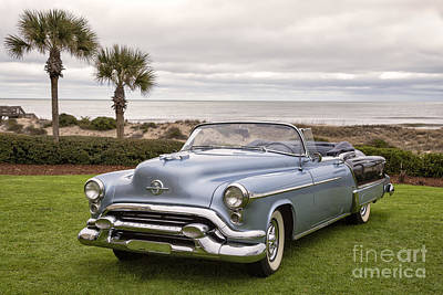 Photograph - 1953 Oldsmobile by Dennis Hedberg