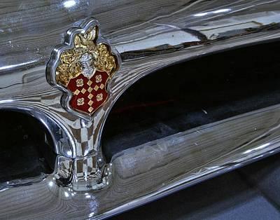 1953 Packard Clipper Grill Original by Michael Gordon