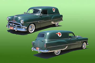 Keith Richards - 1953 Pontiac Panel Delivery by Jack Pumphrey