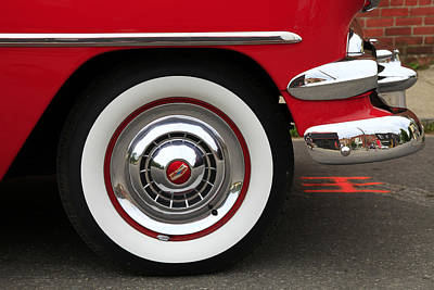 Photograph - 1954 Chevrolet by Bryan Davies