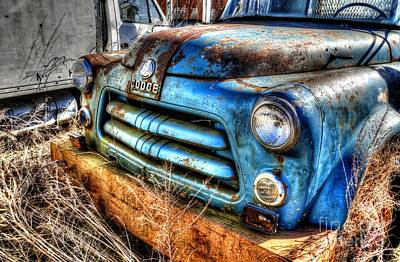 Photograph - 1954 Dodge Pickup by Paul Mashburn