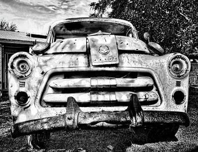 Photograph - 1954 Dodge Truck   by Saija  Lehtonen
