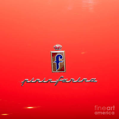 Photograph - 1954 Ferrari 500 Mondial Spyder Pininfarina Dsc2545sq by Wingsdomain Art and Photography