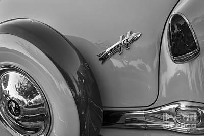 Photograph - 1954 Hudson Hornet by Dennis Hedberg