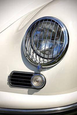 Photograph - 1954 Porsche 356 Speedster by Gordon Dean II