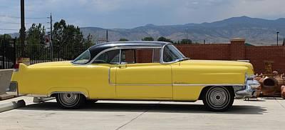 1955 Cadillac Original by Steven Parker