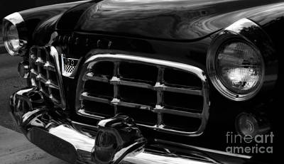 Chrysler 300 Photograph - 1955 Chrysler 300 by Steven Digman