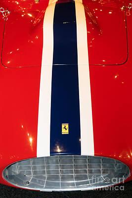 Photograph - 1955 Ferrari 750 Monza Scaglietti Spider Dsc2664 by Wingsdomain Art and Photography